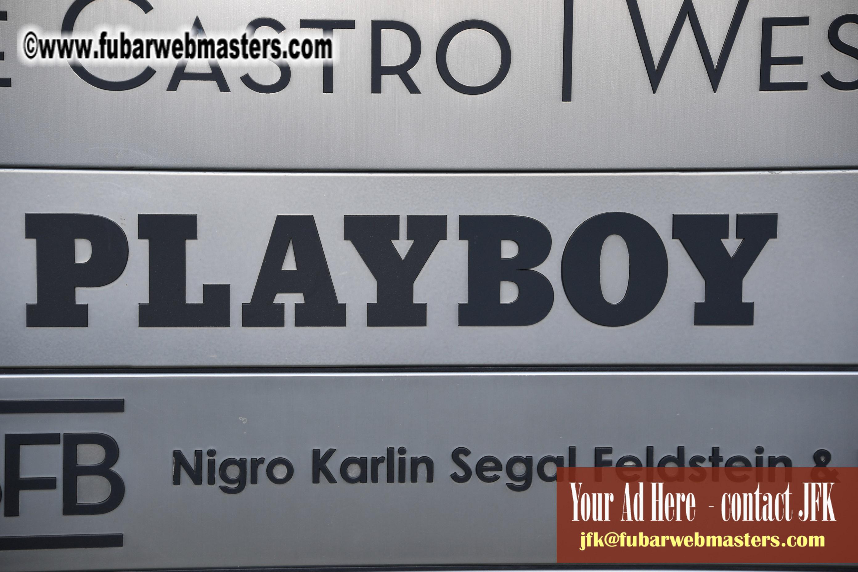 Playboy Mixer