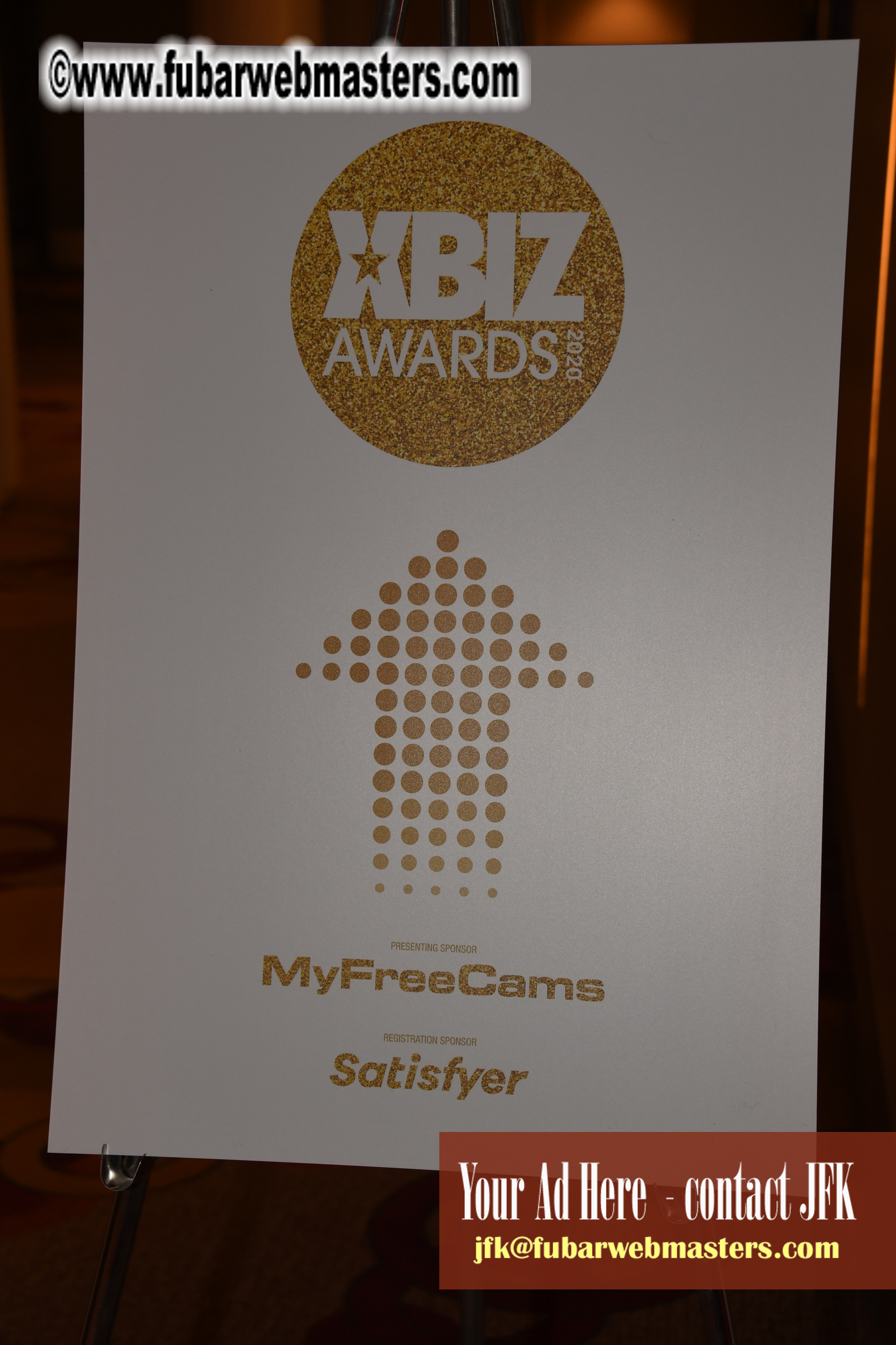XBIZ Awards Red Carpet 2020