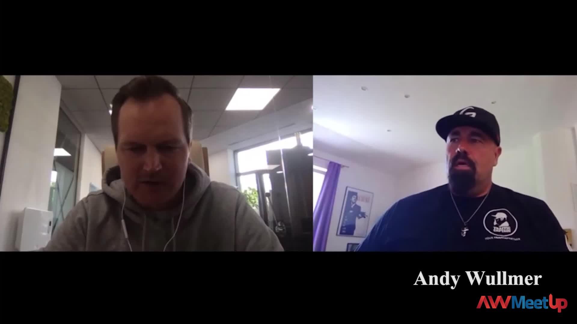 AWMeetup Day 1 Talkshow with Thomas Skavhellen #2 - thumbnail