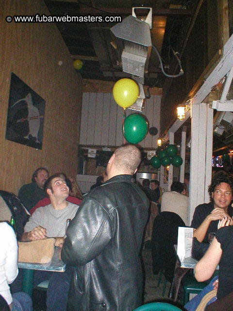 Hungryman's Birthday Bash 2002