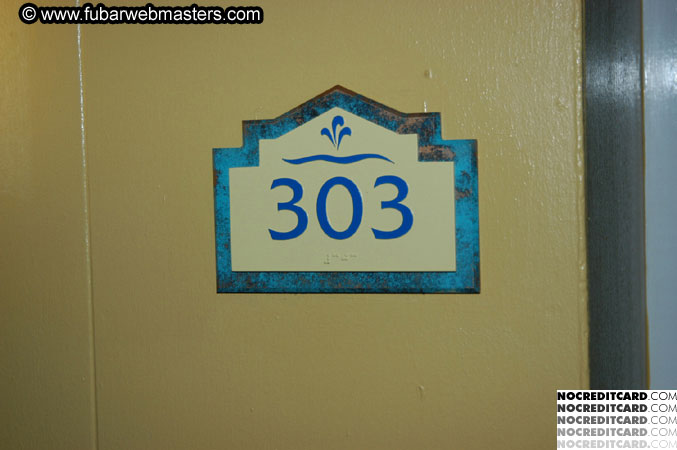 Hospitality Suite 2003