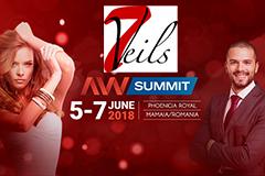 7Veils Named Official Social Media Provider of AWSummit