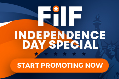FILF celebrates Independence Day with a bang